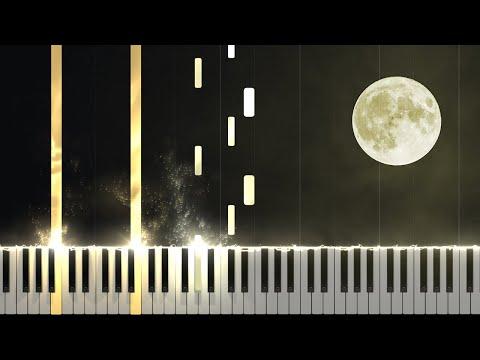 Xxx Mp4 Moonlight Sonata 1st Movement Opus 27 No 2 Piano Tutorial Synthesia 3gp Sex