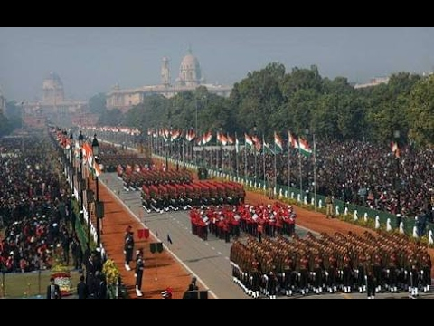 Xxx Mp4 HELL MARCH Indian Army 68th Republic Day Parade 2017 3gp Sex