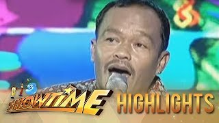 It's Showtime Funny One: Idol Yoyoy