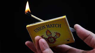 How to Make Match Lither From Matchbox - Ideas That Will Surprise You