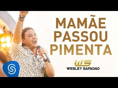 Wesley Safadão Mamãe Passou Pimenta DVD Paradise