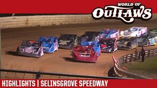 World of Outlaws Craftsman Late Models Selinsgrove Speedway September 3, 2017 | HIGHLIGHTS