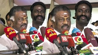 OPS caught in Madurai Airport! | Turns the Table | RN 24