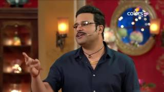 Comedy Nights Live - Madhuri Dixit - 31st January 2016 - Full Episode (HD)