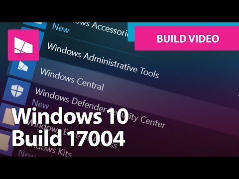 Xxx Mp4 Windows 10 Build 17004 Fluent Design Start Menu Action Center Inverted Colors MORE 3gp Sex