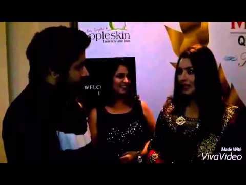 funny arya with mahima chaudhary