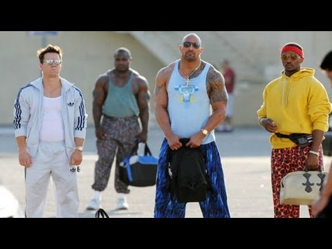 Pain and Gain Official Trailer Dwayne Johnson Mark Wahlberg