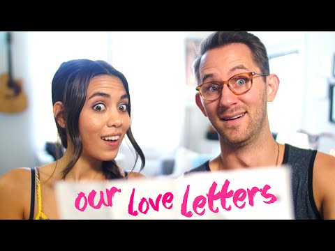 Reading our Old Love Letters! ❤️