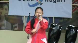 CINDAI (SITI NURHALIZA); Vocal OYI ~ Age 11