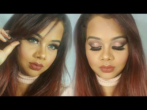 Xxx Mp4 Fall Makeup Huda Beauty Rose Gold Palatte Bold Lips 3gp Sex