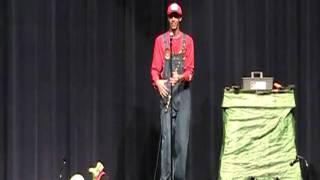 Super Mario Bros Beat Boxing Flute by Oakley Lyon