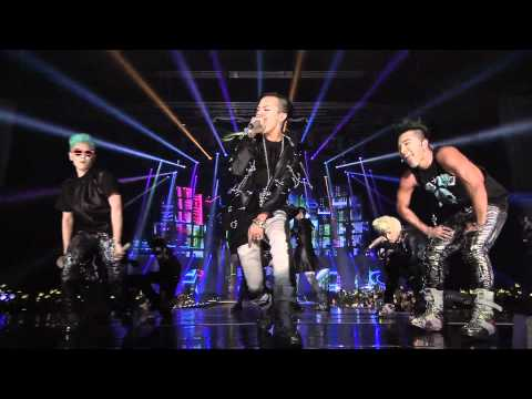 Big Bang - Fantastic Baby Live (HD) Alive Tour 2012