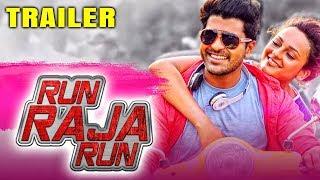 Run Raja Run (2019) Official Hindi Dubbed Trailer   Sharwanand, Seerat Kapoor, Adivi Sesh