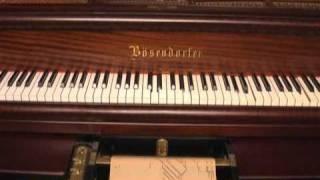 Györy Ligeti - Étude pour Piano No. 9