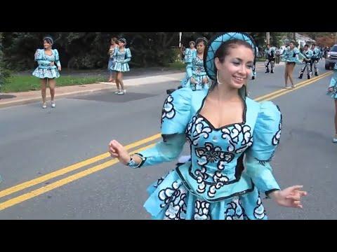 Chicas bailando Saya 2 Canción Negrita Kjarkas Pacha
