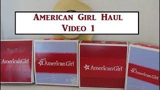 American Girl (Noviembre 2017) Video 1