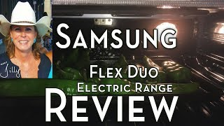 Samsung NE59M6850SS/AA Electric Range with Flex Duo 30 Day Review – Roasting Hatch Green Chiles
