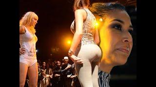 Booty Shake: Kim Kardashian Lookalike Mony Mon from Kanye West Sex Tape