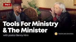 Tools for Ministry & The Minister - With Pastor Benny Hinn & Prophet Passion Java Day 2