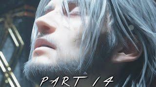 Bahamut Summon in Final Fantasy 15 Walkthrough Gameplay Part 14 (FFXV)