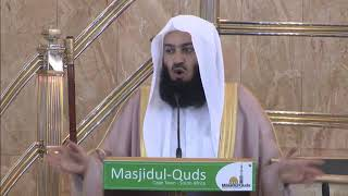 We All Make Mistakes | Mufti Menk 2018