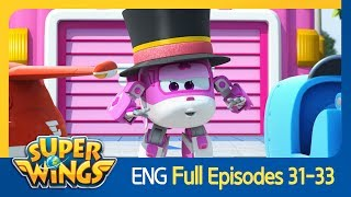 [Super Wings] Full Episodes 31~33(ENG)