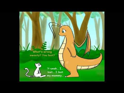 A lonely kitten dragonite vore