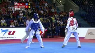 News Moscow 2017 World Taekwondo Grand Prix Series–Day2