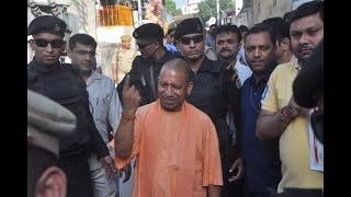 Yogi Adityanath casts vote in Gorakhpur, assures of BJP's victory