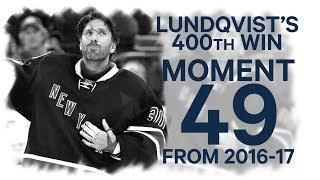No 49/100: Lundqvist