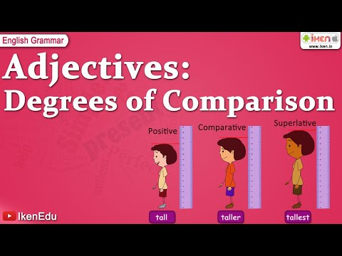 Xxx Mp4 Adjectives Degrees Of Comparison 3gp Sex