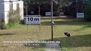 Security Worldwide | 4MP CCTV Camera | 2.8mm, 3.6mm & Varifocal lens comparison