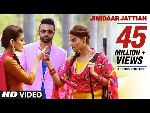 Gagan Kokri: Jimidaar Jattian FULL VIDEO | Preet Hundal | Latest Punjabi Song 2016