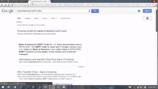 Bank of America - Bank of America Swift Codes   Bank of America Online Banking