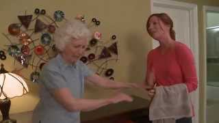 Caregiver Training: Refusal to Bathe | UCLA Alzheimer