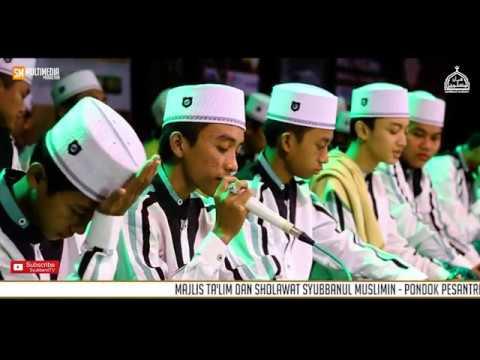 """"""" New """" Cinta Di Atas Sajadah - Voc. Hafidzul Ahkam Syubbanul Muslimin Live Lirboyo Kediri"""
