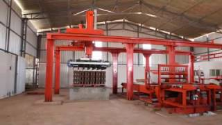 Automatic Brick Making Machine India