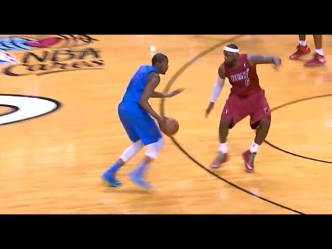 Kevin Durant Offense Highlights 2012/2013 Part