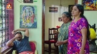 "Aliyan vs Aliyan | Comedy Serial | Amrita TV | Ep : 374 | "" ഒരു തിരി പിന്നേം തിരി   ""[2018]"