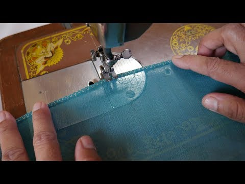 Xxx Mp4 Pico Stitching With Simple Sewing Machine सिलाई मशीन से पीको करना 3gp Sex