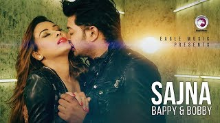 Sajna | Bangla Movie Song | Bappy | Bobby | Kona | Ahmed Humayun | Full HD