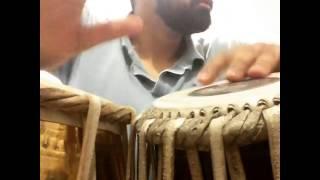 Tabla Mix of Waka Waka by Shakira