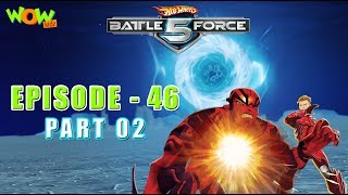 Motu Patlu presents Hot Wheels Battle Force 5 -Shadow Runners - S2 E46.P2 - in Hindi