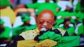 Funny President Jacob Zuma: South Africa Is the Future Of This Country