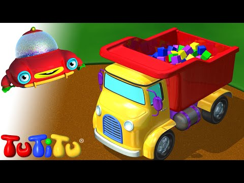 Brinquedos TuTiTu Caminhão