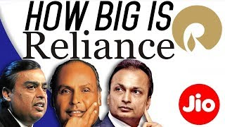 How BIG is Reliance? (They
