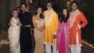 Amitabh Bachchan Diwali Party 2016 at Jalsa Full Video | Aishwarya, Abhishek, Sanjay and Many More