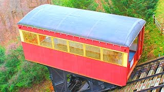 Johnstown Inclined Plane - Pennsylvania 2014 HD