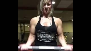 FBB Rachel Plumb - Arms Workout