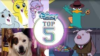 Die Disney Channel Top 5: TIERE aus den Serien